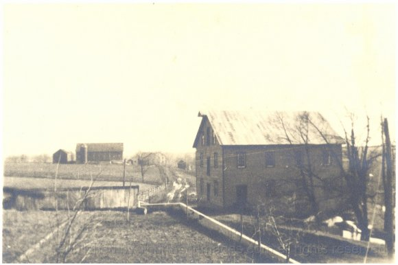 Hoover Mill at Graceham